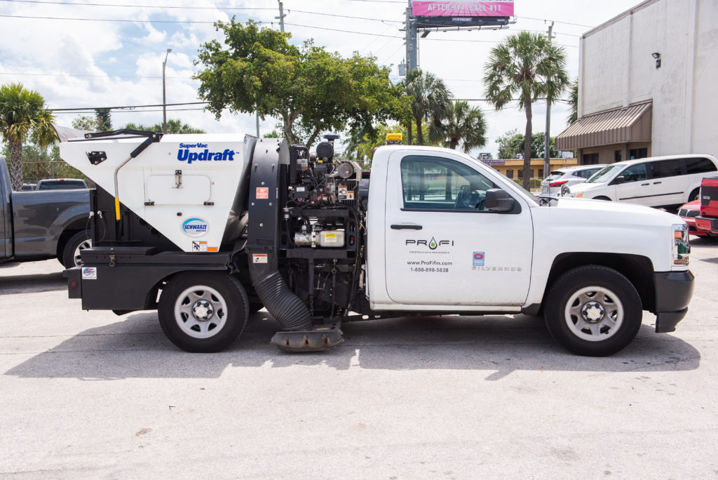 Street Sweeping Services Page